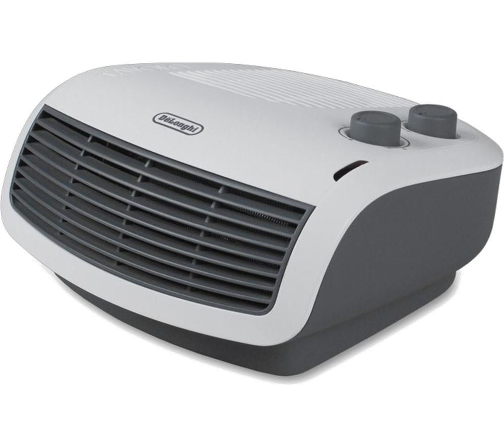 Delonghi HTF3033 Table Top Ceramic Fan Heater White