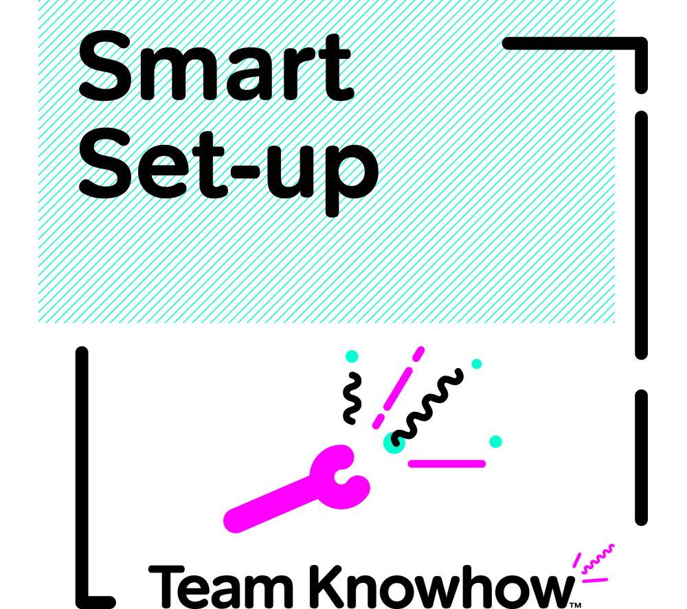 KNOWHOW Smart Home Start Kit Installation