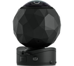 360FLY Panoramic 360 Degree Action Camcorder - Black