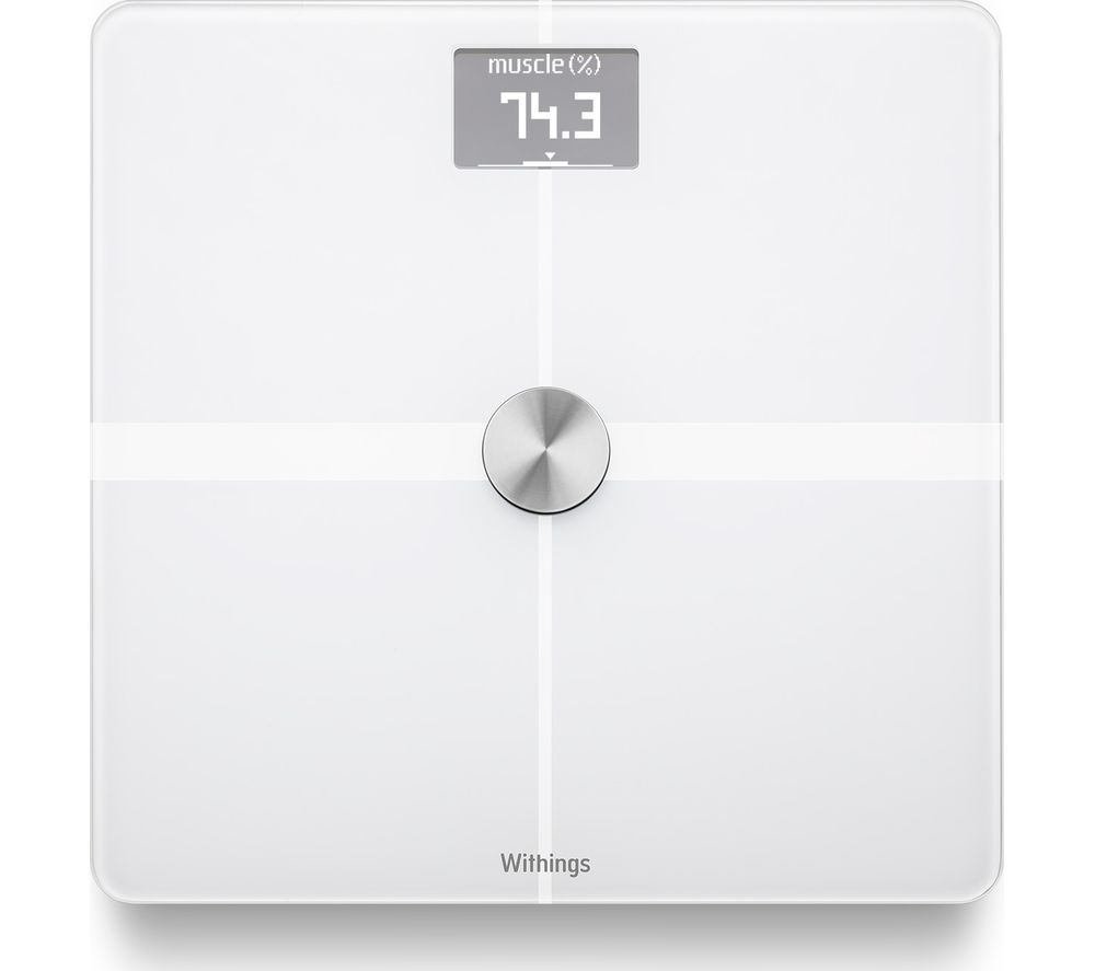 WITHINGS  Body WS45 Smart Scale  White White