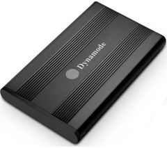 "DYNAMODE USB3-HD2.5S-BN USB 3.0 2.5"" SATA Hard Drive Enclosure - Black"
