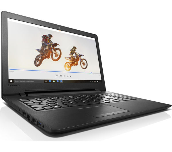 buy lenovo ideapad 110 15 6 laptop black free