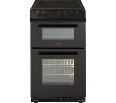 BELLING FS50EDOC 50 cm Electric Ceramic Cooker - Black