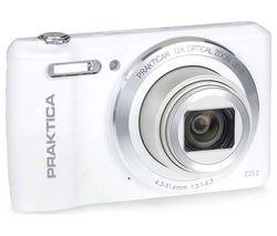PRAKTICA Luxmedia Z212-W Compact Camera - White