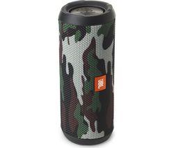 JBL Flip 3 Squad Portable Wireless Speaker - Camouflage