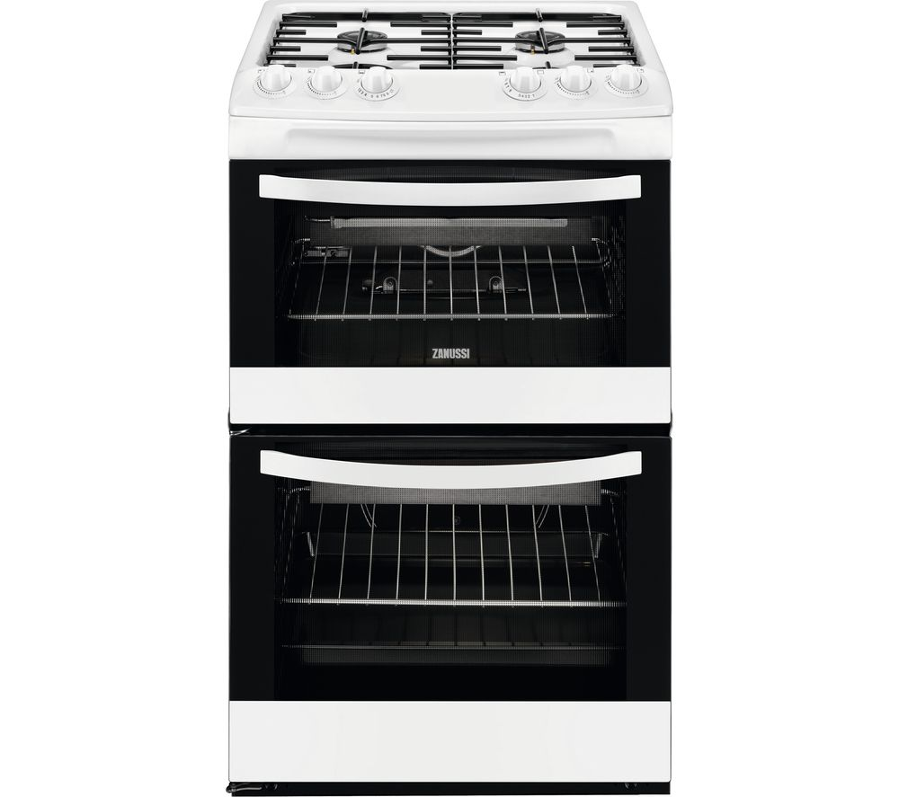 Uncategorized Zanussi Kitchen Appliances buy zanussi zcg43010wa 55 cm gas cooker white free delivery white