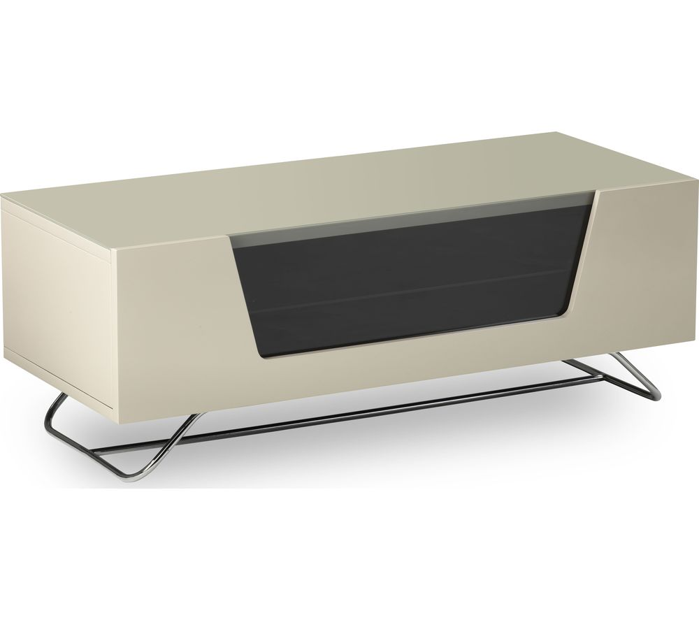ALPHASON Chromium 2 1000 TV Stand - Ivory