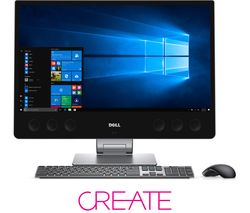 "DELL XPS 27"" 4K Touchscreen All-in-One PC"