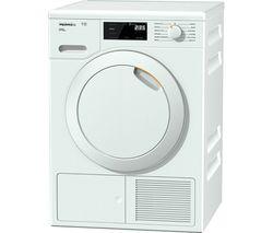 MIELE Eco TCE620WP Heat Pump Tumble Dryer - White