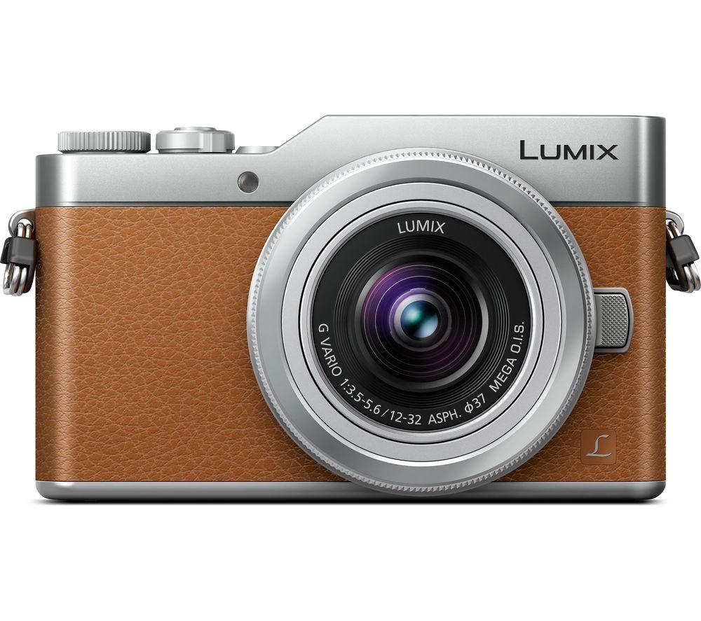 Buy Panasonic Lumix Dc Gx800 Mirrorless Camera With 12 32