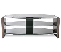 ALPHASON Francium 1100 TV Stand - Walnut