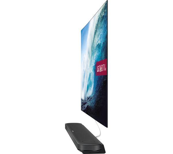 lg signature oled65w7v 65 smart 4k wallpaper oled tv deals pc world. Black Bedroom Furniture Sets. Home Design Ideas