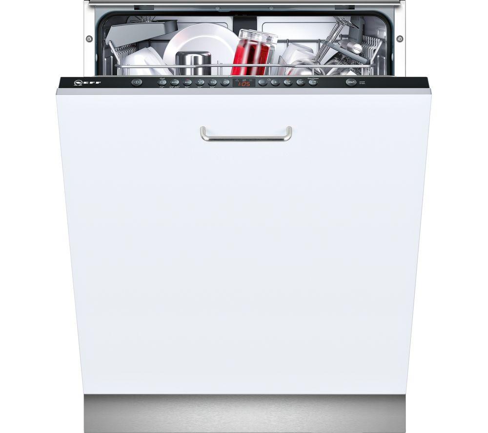 NEFF S513G60X0G Full-size Integrated Dishwasher