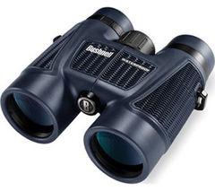 BUSHNELL H20 8 x 42 Roof Prism Binoculars - Black