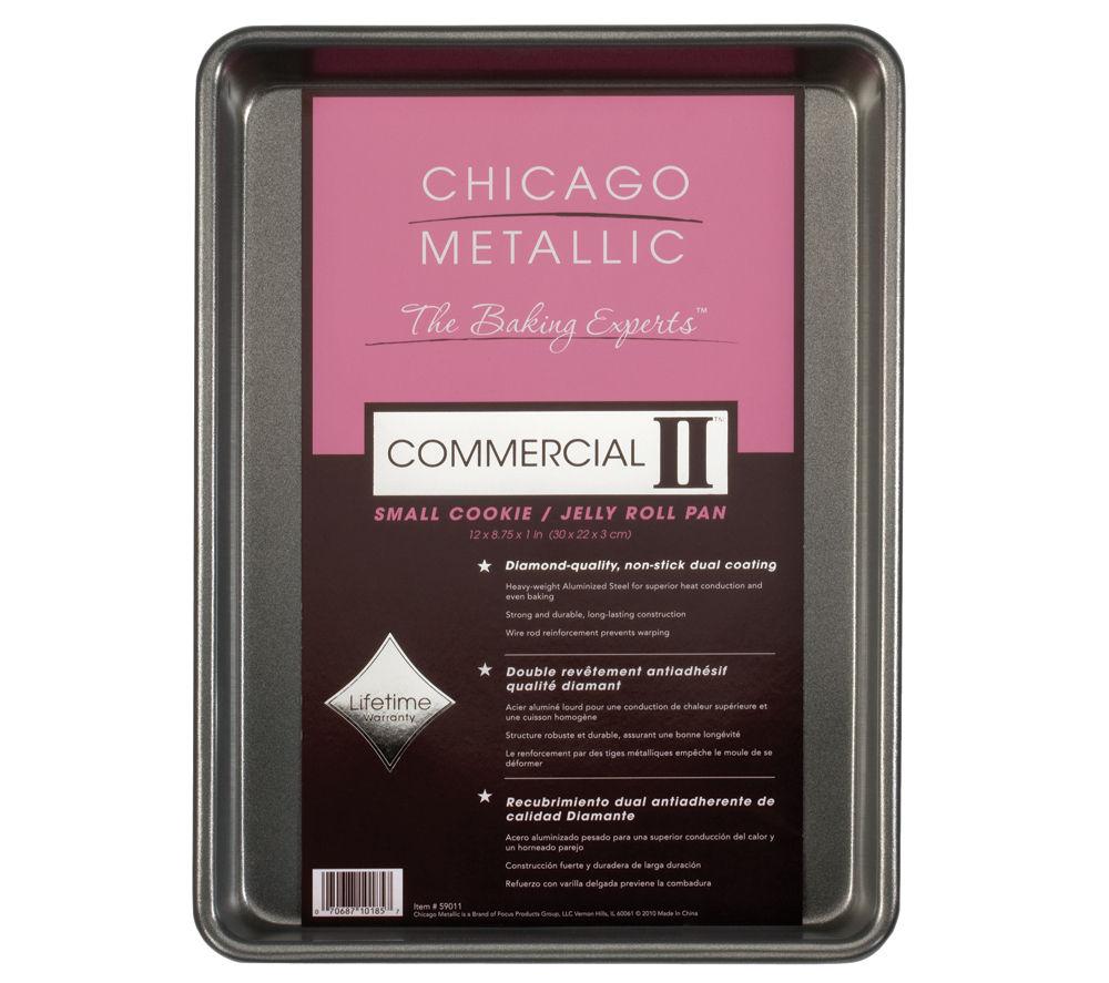 EDDINGTONS Chicago Metallic Commercial II 30 cm Jelly Roll Pan