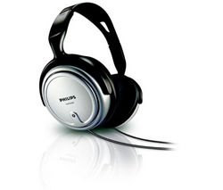 PHILIPS SHP2500 Headphones - Black