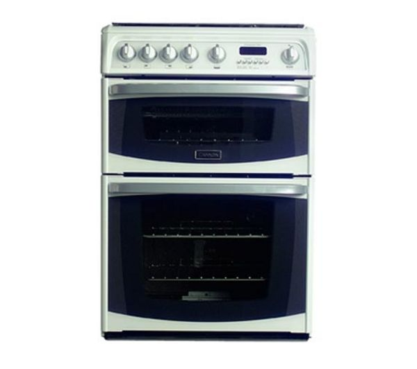 Image of CANNON Carrick CH60GCIW Gas Cooker - White, White