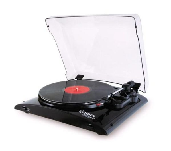Ion Profile Lp Usb Turntable Deals Pc World