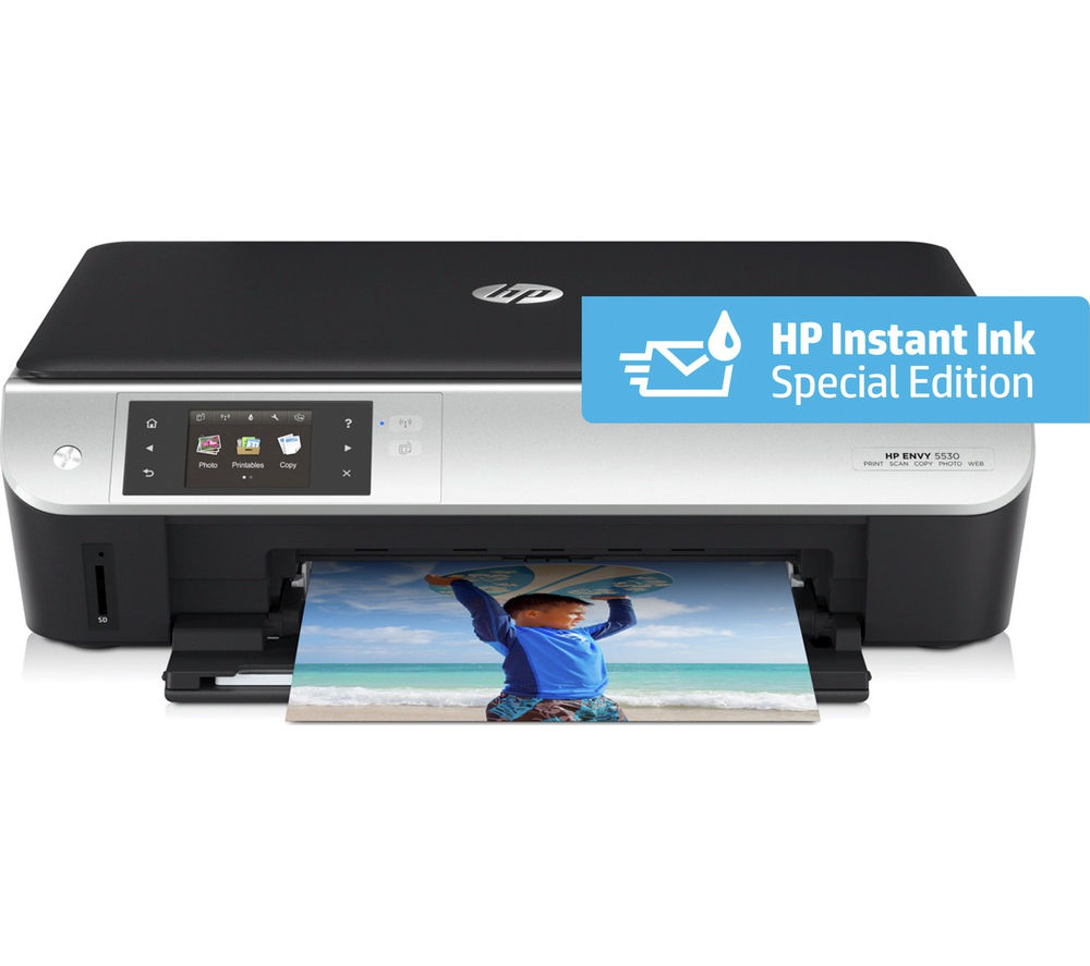 hp envy 5530 all in one wireless inkjet printer deals pc. Black Bedroom Furniture Sets. Home Design Ideas
