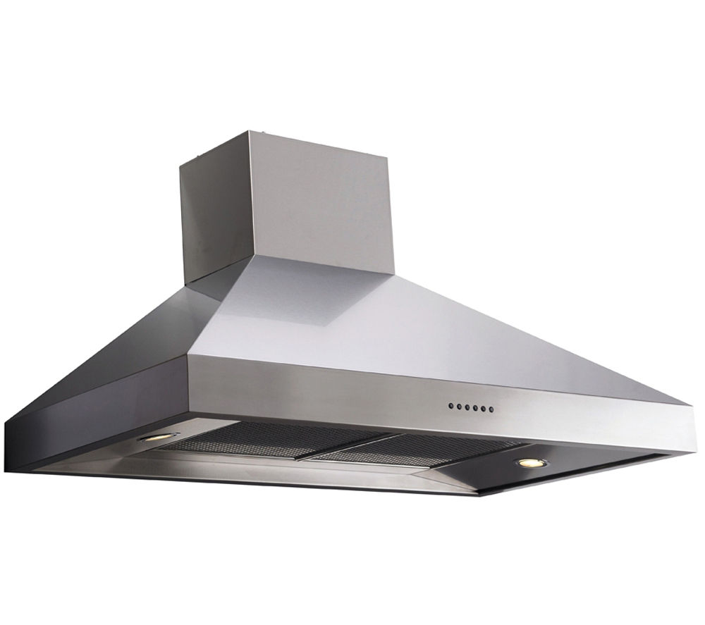 BRITANNIA Latour BTH100S Chimney Cooker Hood - Stainless Steel