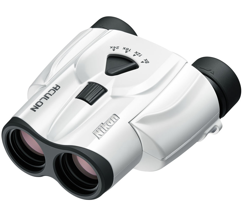 NIKON Aculon T11 8-24 x 25 Porro Prism Binoculars