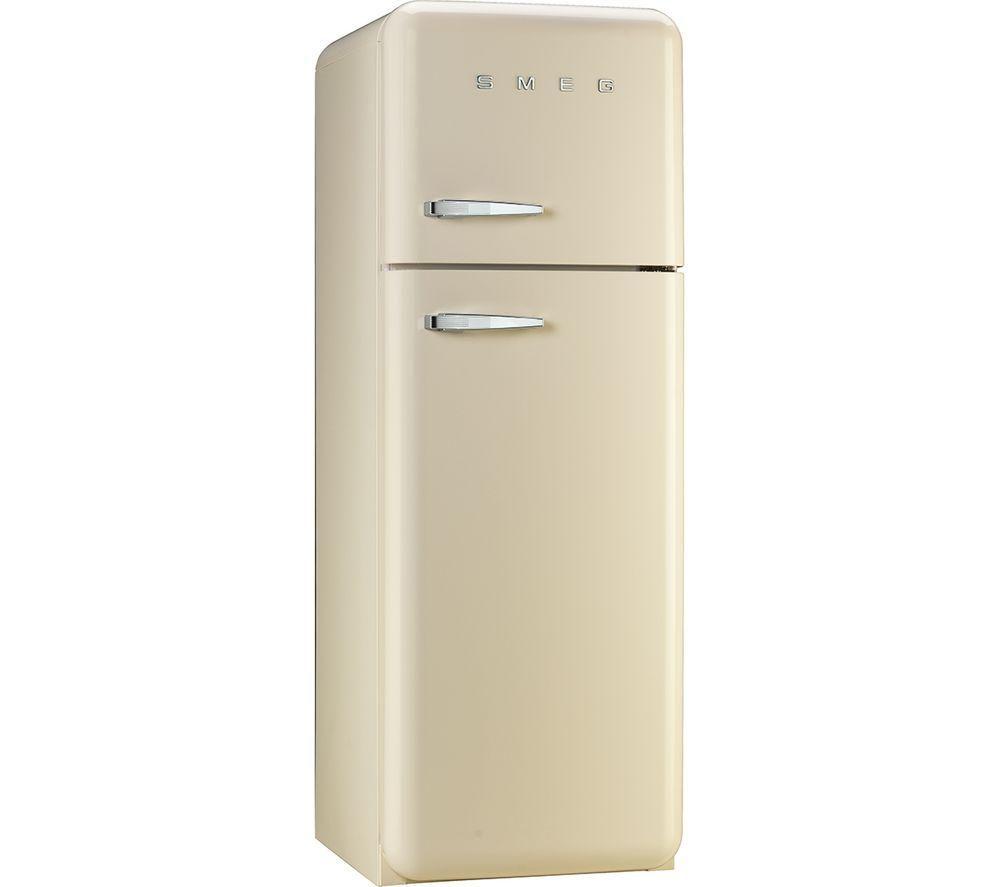 smeg fab30rfc fridge freezer cream. Black Bedroom Furniture Sets. Home Design Ideas