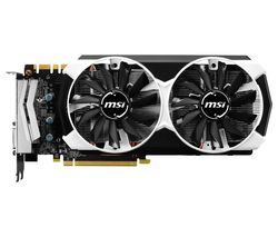 MSI GeForce GTX 970 OC Graphics Card