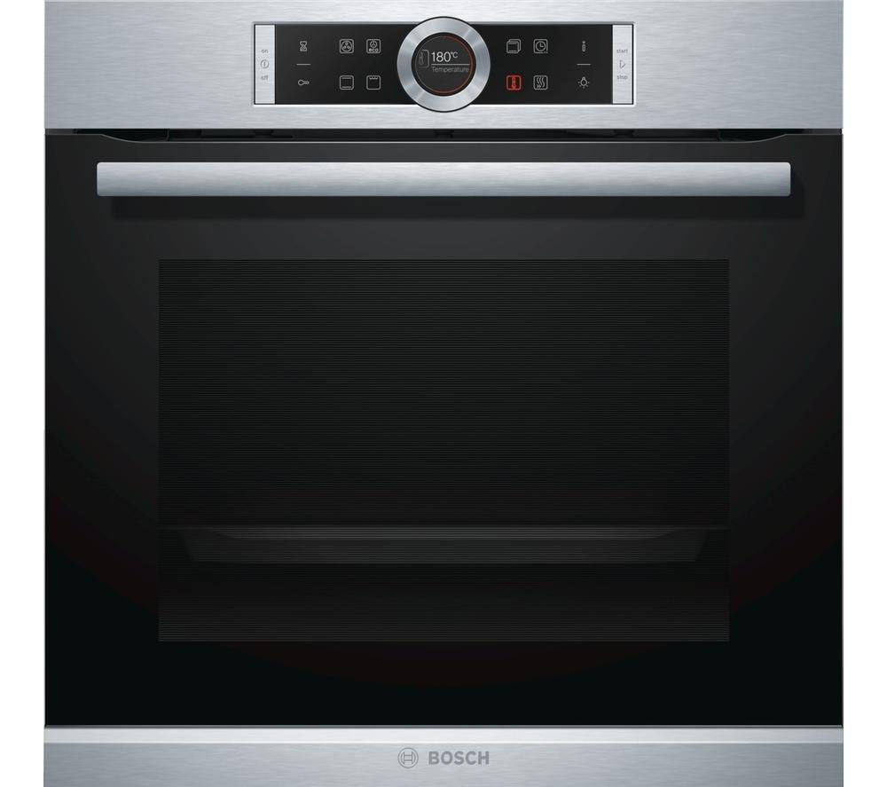 BOSCH  HBG634BS1B Electric Oven  Stainless Steel Stainless Steel