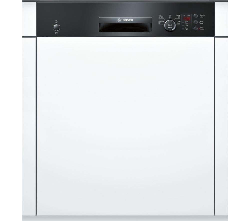 BOSCH SMI50C16GB Full-size Semi-integrated Dishwasher