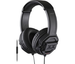 JVC Xtreme Xplosives HA-MR60X-E Headphones - Black