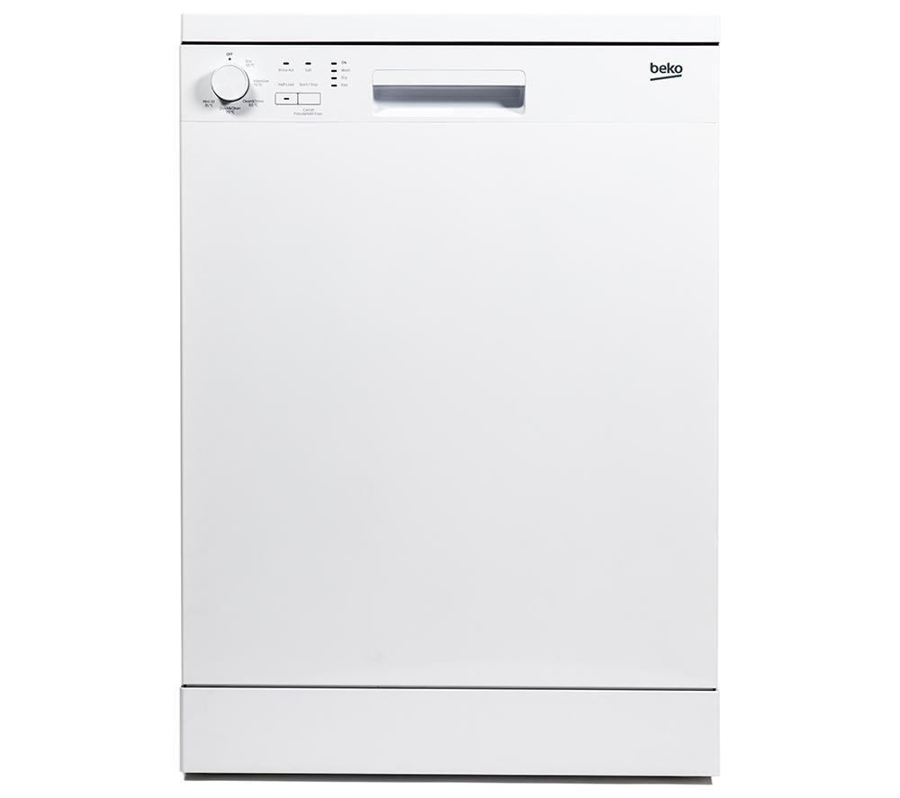 BEKO DFN05X10W Full-size Dishwasher - White