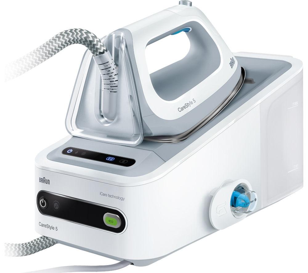 Steam Generator Iron ~ Buy braun carestyle is steam generator iron white