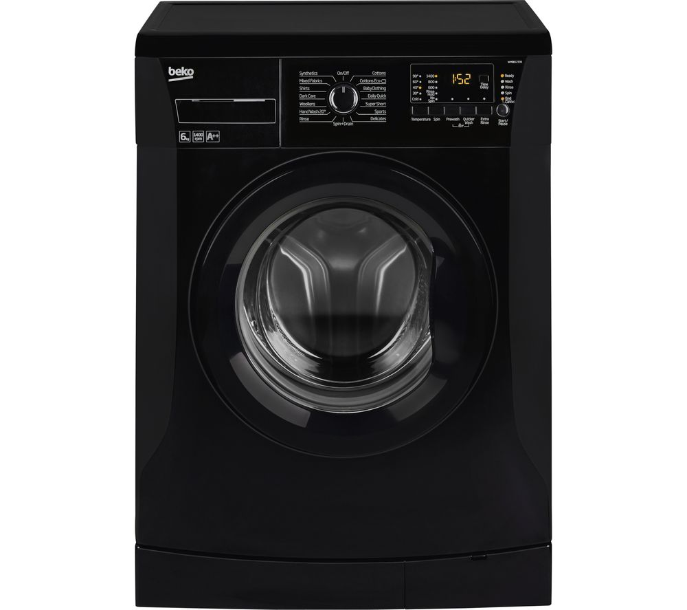 BEKO  WMB61432B Washing Machine  Black Black