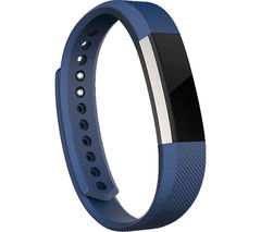 FITBIT Alta Classic Accessory Band - Large, Blue