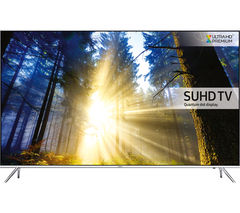 "SAMSUNG UE65KS7000 Smart 4k Ultra HD HDR 65"" LED TV"