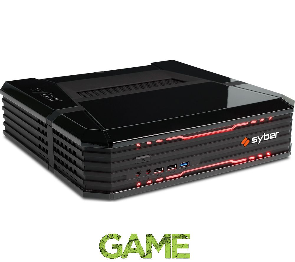 CYBERPOWER Syber VR 1070 Gaming PC + Office 365 Personal