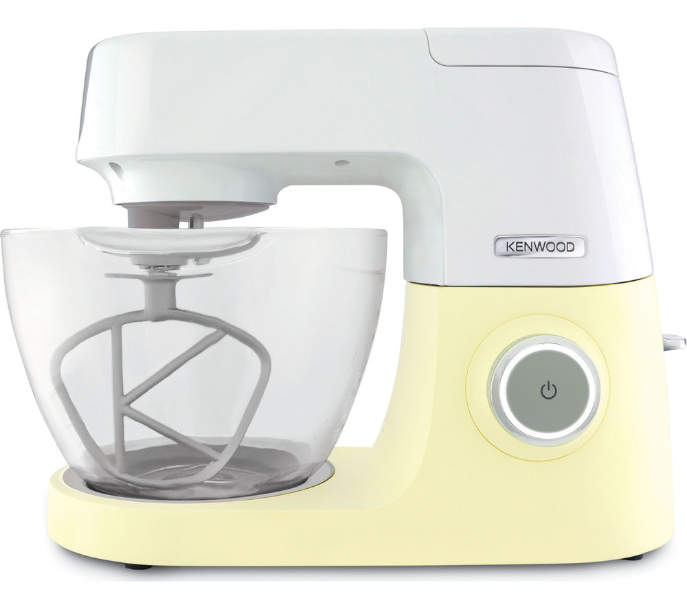 KENWOOD  Chef Sense KVC5000Y Stand Mixer  Yellow Yellow