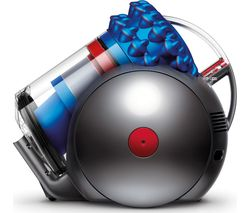 DYSON Cinetic Big Ball Musclehead Bagless Cylinder Vacuum Cleaner - Satin Blue
