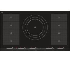 SIEMENS EH975SZ17E Electric Induction Hob - Black