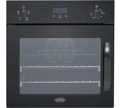 BELLING BI60SOXL Electric Oven - Black
