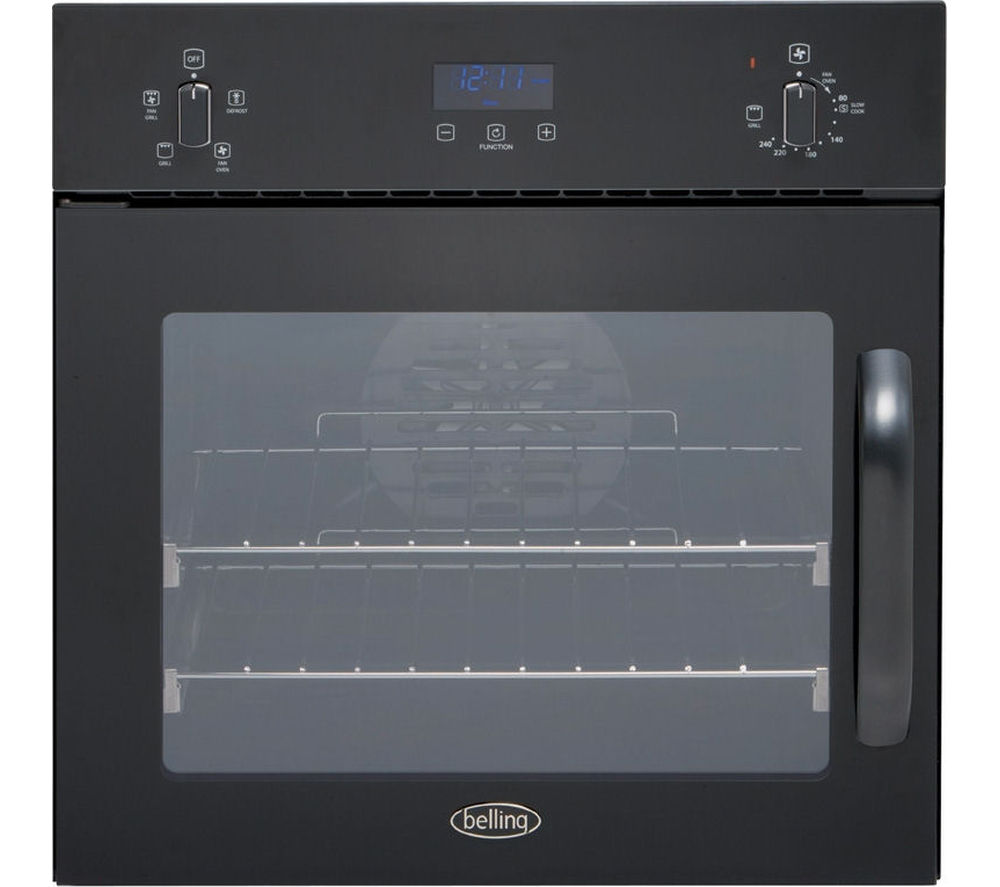 BELLING  BI60SOXL Electric Oven  Black Black