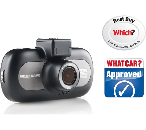 NBDVR412GW - NEXTBASE iNCarCam 412GW Dash Cam