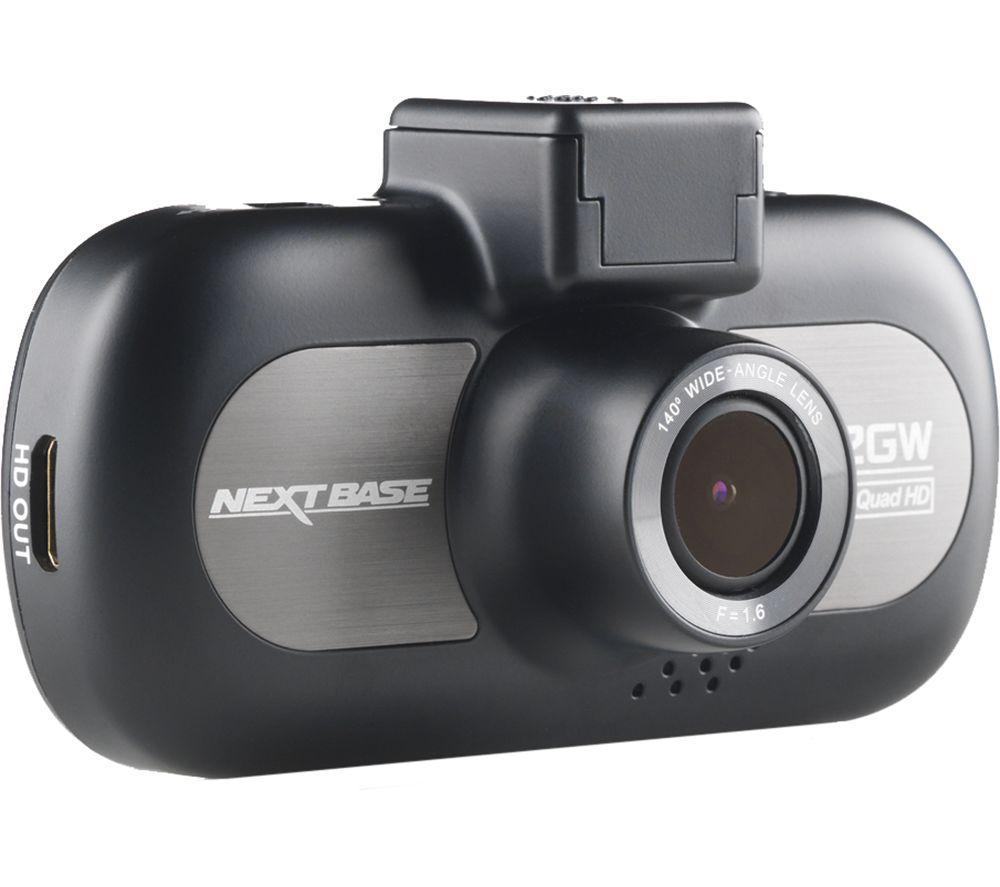 NEXTBASE iNCarCam 412GW Dash Cam - Black + Ultra Performance Class 10 microSD Memory Card - 32 GB