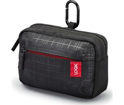 LOGIK LCQCOM17 Compact Camera Case - Black