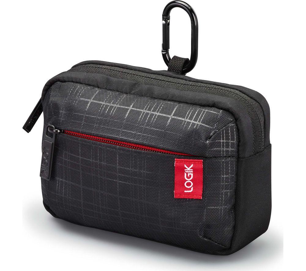 LOGIK LCQCOM17 Compact Camera Case - Black