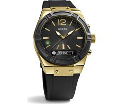 GUESS Connect - Black & Gold
