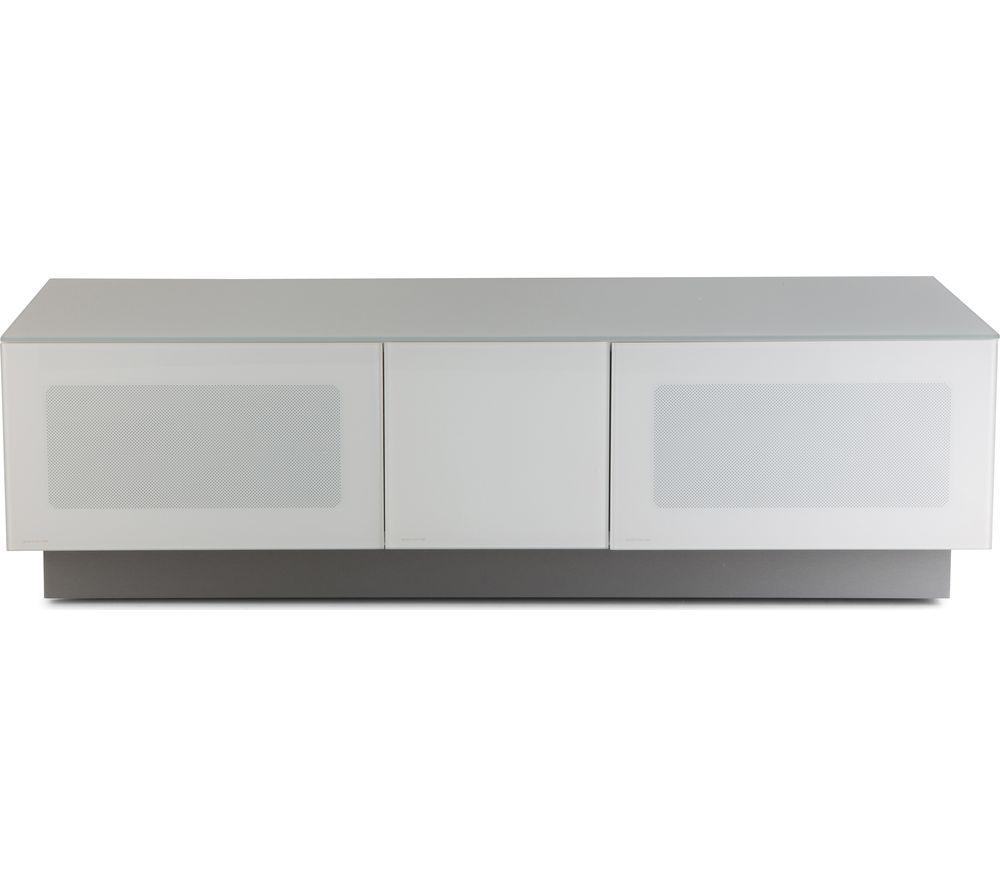 ALPHASON  Element Modular 1250 TV Stand  White White