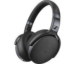 SENNHEISER HD4.40BT Wireless Bluetooth Headphones - Black