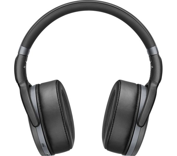 Sennheiser wireless bluetooth headphones black Video hd4
