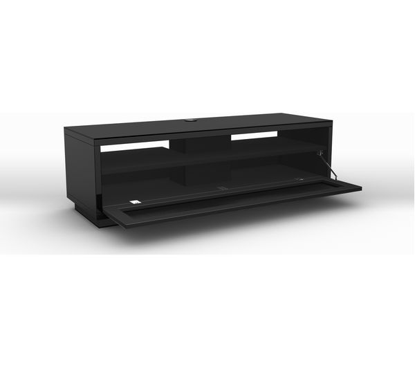 schnepel varic 2 0 sound tv stand gloss black deals pc world. Black Bedroom Furniture Sets. Home Design Ideas